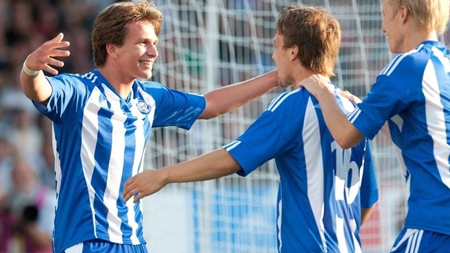 HJK set a new UEFA Champions League benchmark