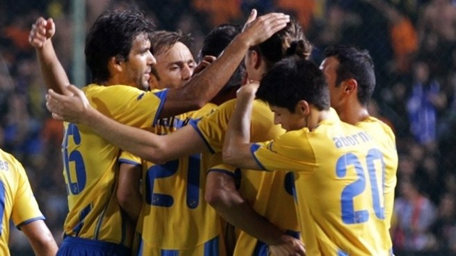 APOEL zero in on Zenit opener