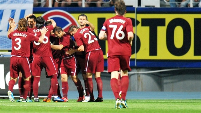Rubin record two-goal win against Dynamo