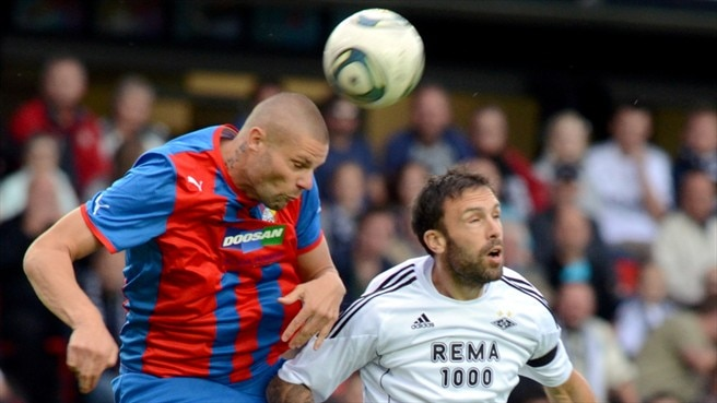 Pilař strikes as Plzeň shock Rosenborg
