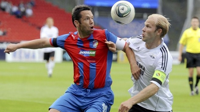 Vrba plays down Plzeň's progress