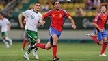 Ignasi Miquel (Spain) & Conor Murphy (Republic of Ireland)