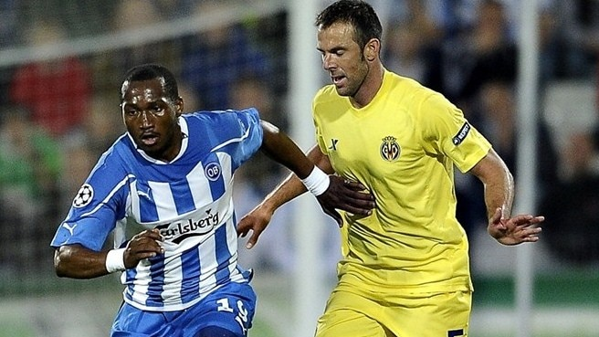 Odense aim to hold firm at Villarreal