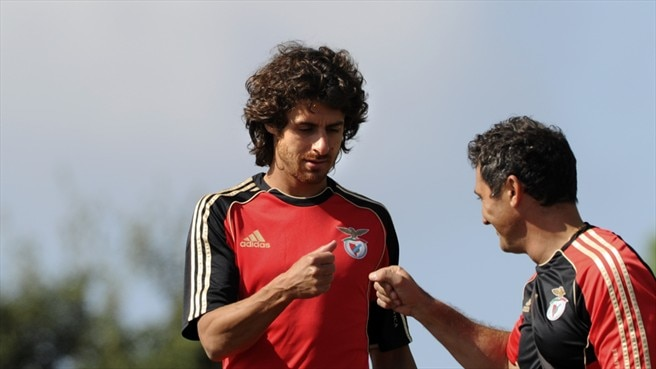 Aimar craves more Benfica goals