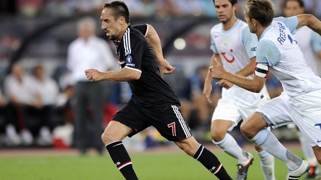 Ribéry aware Bayern not yet the finished article