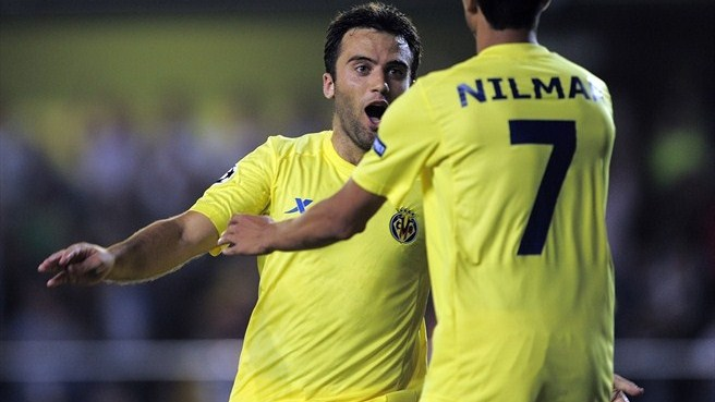 Two-goal Rossi inspires Villarreal revival