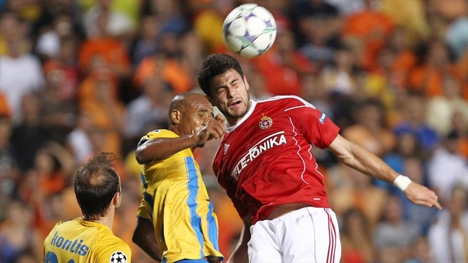 Jovanović aims high with APOEL after Wisła win