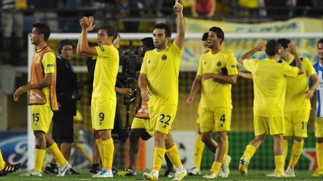 Garrido giddy after Villarreal make light of OB