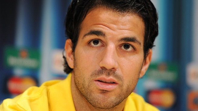 Fàbregas eager to continue Barcelona gold rush