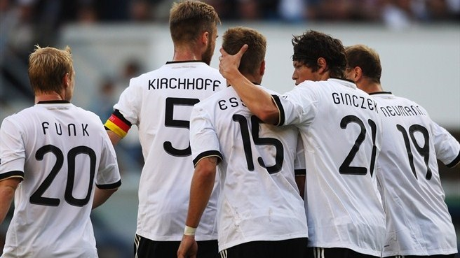 Esswein hands Germany win in Belarus