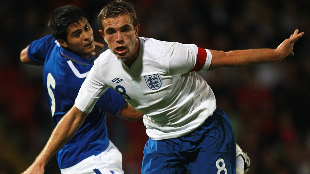 UEFA News: Henderson Intrigued By Israel Challenge