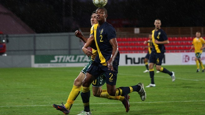 Sweden complete Group 2 double over Lithuania