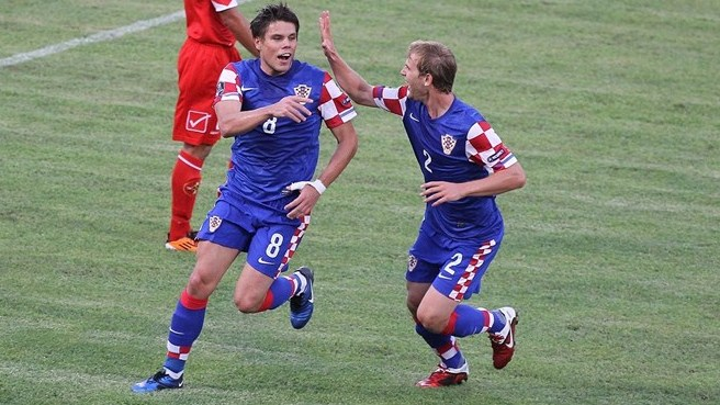 Croatia show their class in Malta