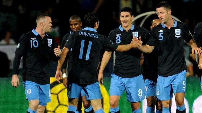 England burnish bid in Bulgaria