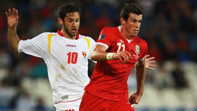 Resurgent Wales put brakes on Montenegro