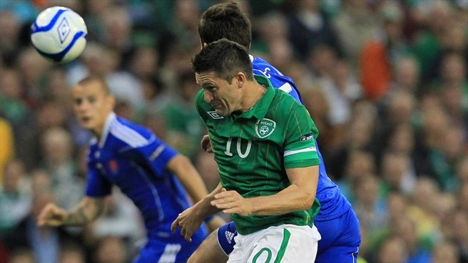 Dublin stalemate frustrates Ireland and Slovakia
