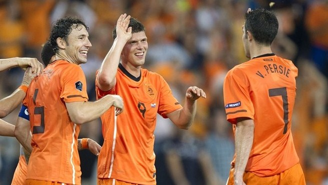 Dutch proud of record-breaking victory