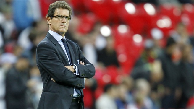 Capello to take your Twitter questions