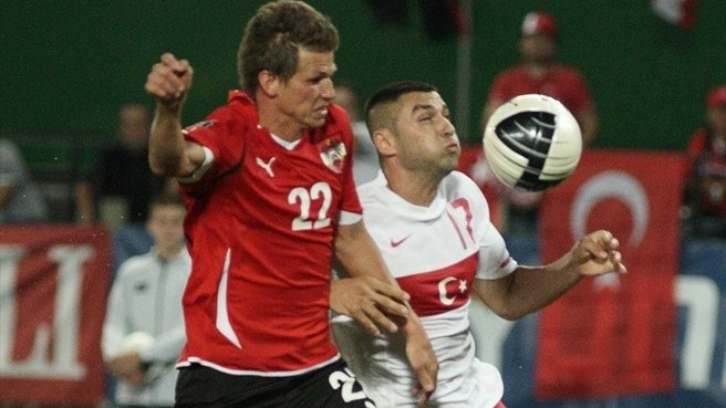 Positives for Austria and play-off hopefuls Turkey