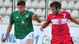 Şahin Aygüneş (Turkey) & Robert Kiernan (Republic of Ireland)