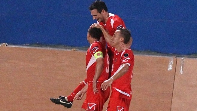 Malta make their point against Georgia