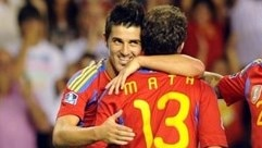 Spain surge past Liechtenstein to qualify