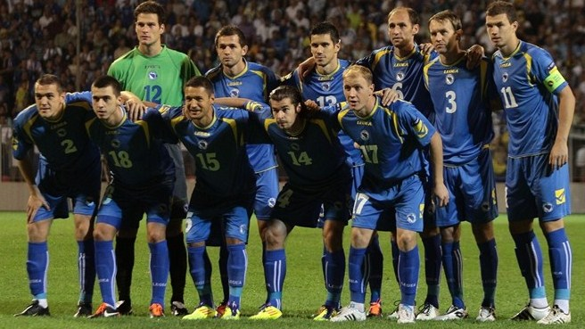 Bosnia and Herzegovina target 'miracle' in France