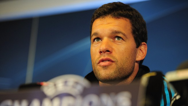 Ballack relishing 'emotional' return to Chelsea