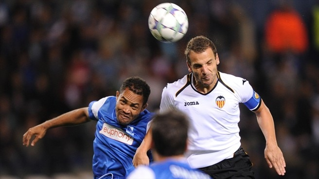 Genk and Valencia draw a blank
