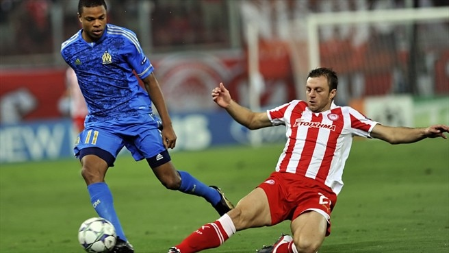 Match facts: Marseille v Olympiacos