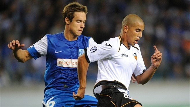 Match facts: Valencia v Genk