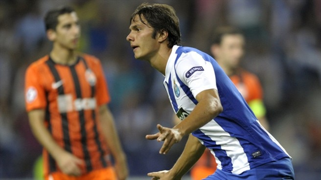 Win has Porto's Pereira in confident mood