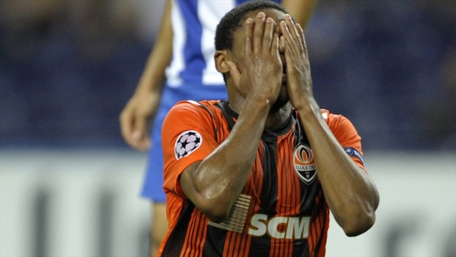 Shakhtar seeking lift-off against Zenit