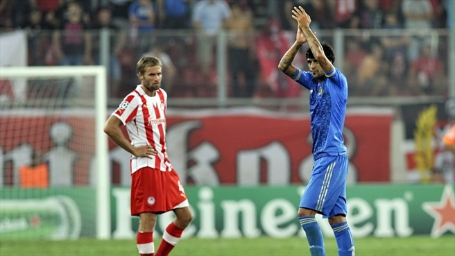 Olympiacos - Marseille reaction