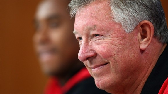 Press conference: Sir Alex Ferguson (Man.United)