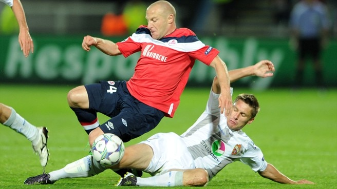 Match facts: CSKA v Lille