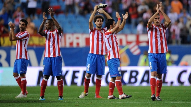 Atlético seek back-to-back victories at Rennes