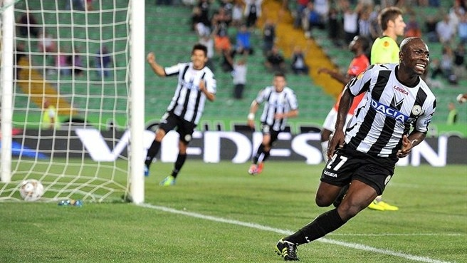 Udinese relieved to get off to a winning start