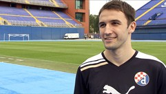Dinamo's Badelj confident of upsetting the elite