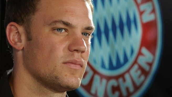 Neuer on Bayern, Schalke and the Bundesliga