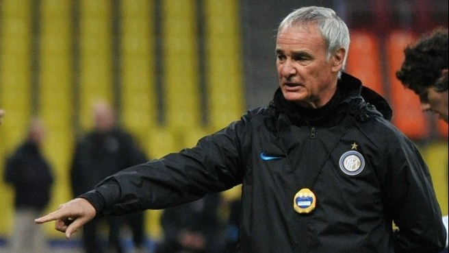 Ranieri and Inter ready for CSKA 'challenge'
