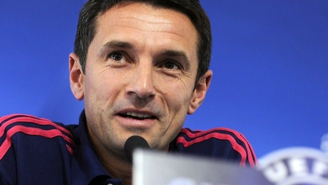 Garde on guard as Lyon take on Dinamo