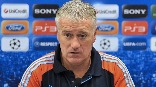 Deschamps driven for Dortmund distraction
