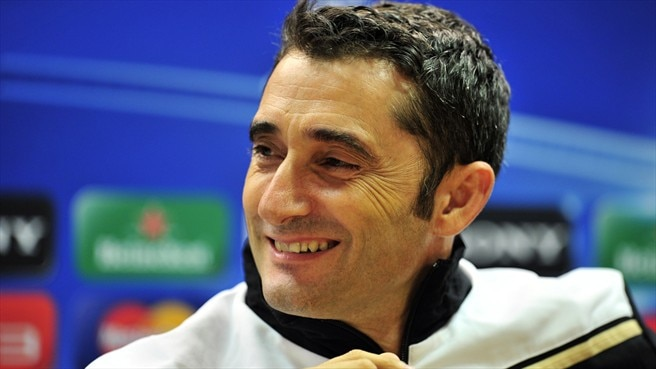 Valverde installed back at Athletic Club helm