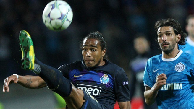 Porto and Zenit face off for last-16 spot