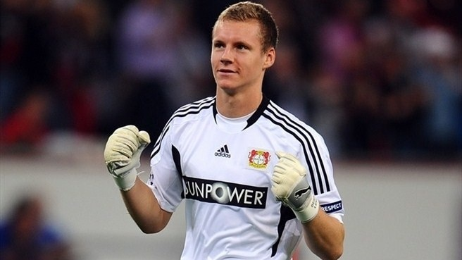 Leverkusen make Leno loan permanent