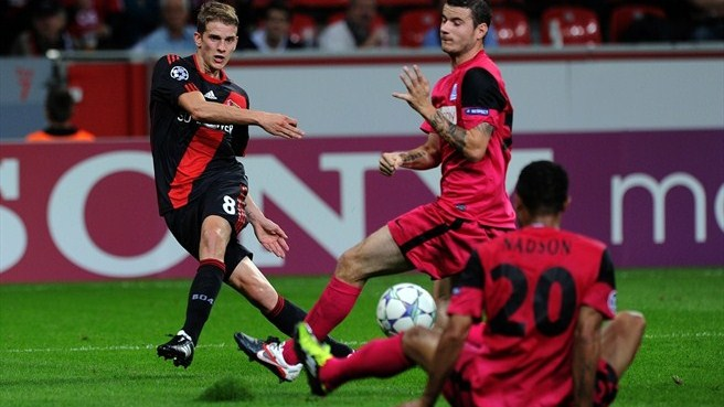 Leverkusen up and running with Genk scalp