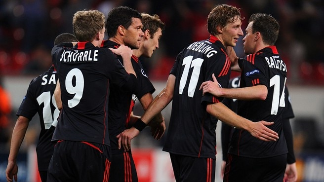 'Victory feels great' for Leverkusen's Dutt