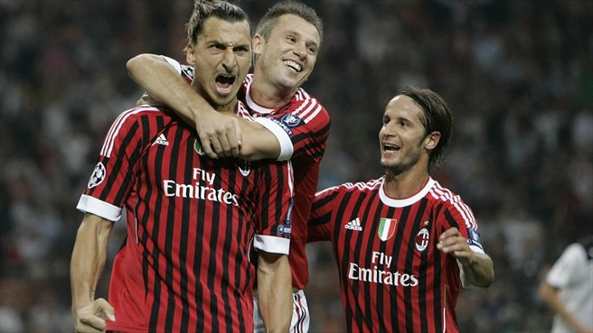 Milan aim to push on at BATE's expense