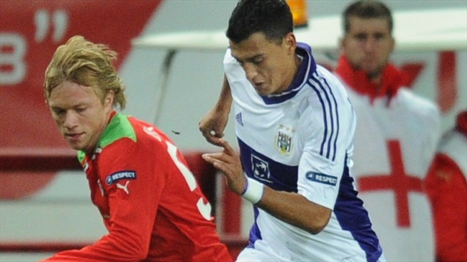 AZ aim to ground high-flying Anderlecht